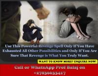 How to Cast Revenge Spells: Voodoo Revenge Spells on Someone Who Harmed You | Instant Death Spells Call +27836633417